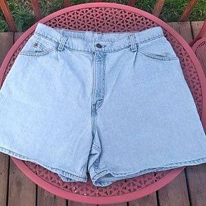 Levi's Vintage jean shorts size 12 relaxed fit